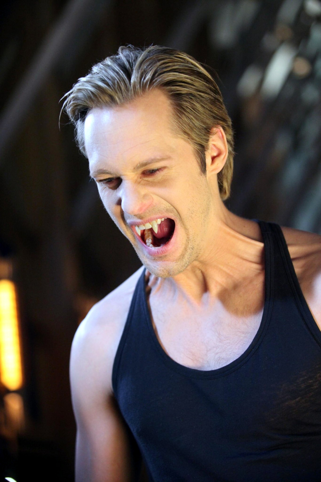 Life as Vampire